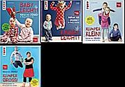 Nähen mit JERSEY - 4 Bände! Babyleicht -Kinderleicht-Klimperklein-Klimpergross