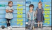 Im Set: Alles Jersey- Babys & Kids + Cool Kids  Größe 56-164
