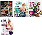 Sophia Thiel im Megabundle! 4Titel- Fit & stark - Meal Prep - schlank und fit - Fitness Sweets