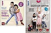 Im Bundle ! Nähen mit Webware + Nähen mit Jersey: Designer Edition