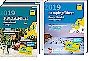 ADAC Stellplatzführer Deutschland/Europa 2019 & Campingführer Deutschland & Nordeuropa 2019 - im Bundle