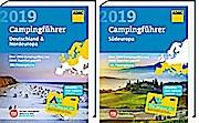 ADAC Campingführer Deutschland & Nordeuropa & Campingführer Südeuropa 2019  im Bundle