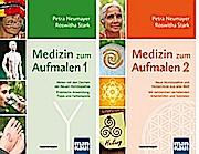 Medizin zum Aufmalen Bd. 1+2  im Set !